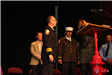 Fire Pinning Ceremony 61