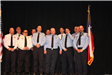 Fire Pinning Ceremony 81