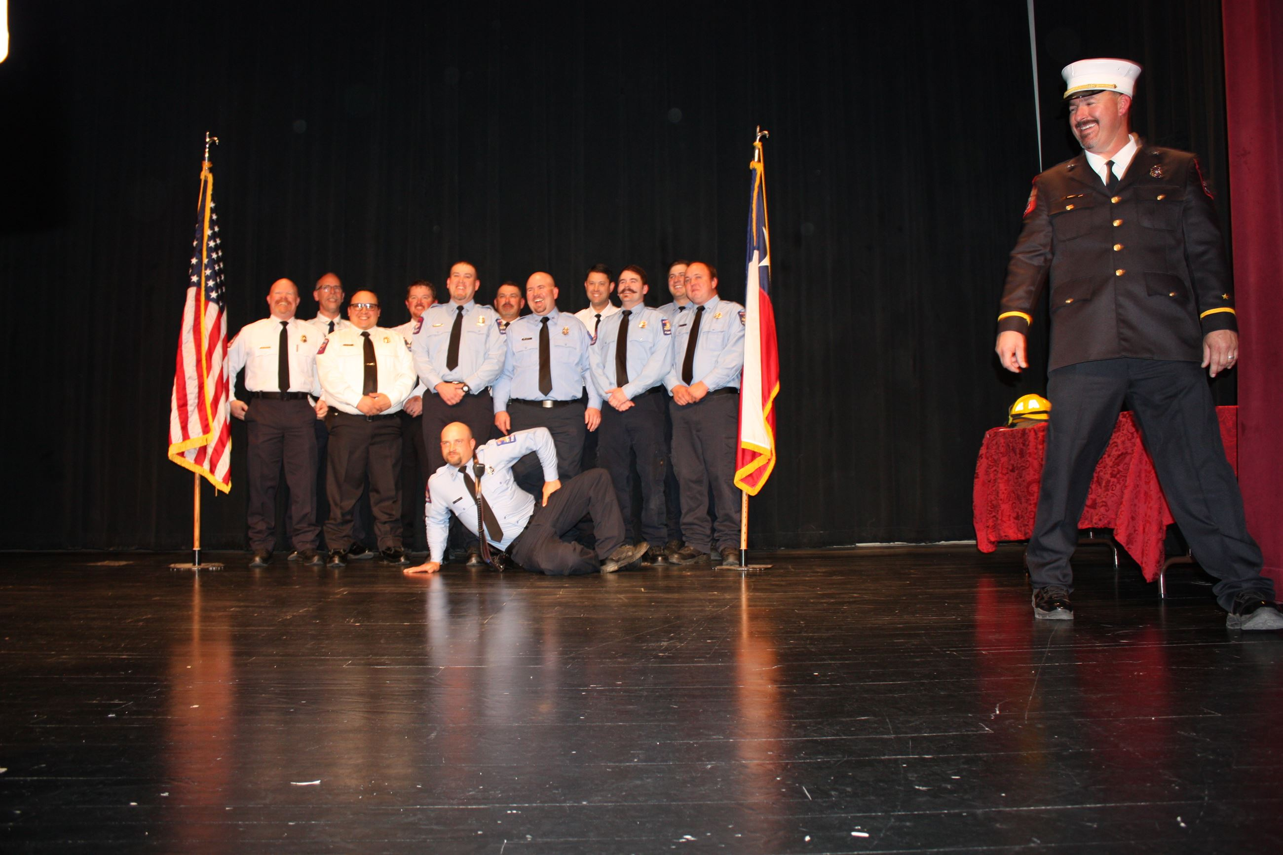 Fire Pinning Ceremony 80