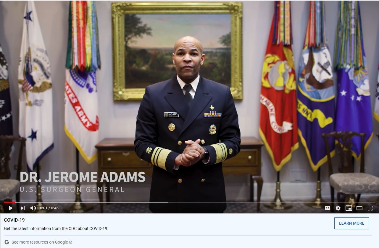FM Surgeon General Video
