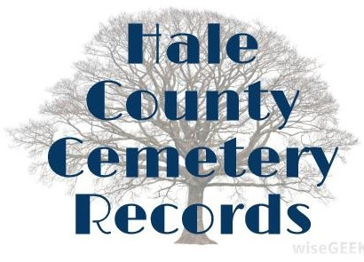 Hale County Cemetery Records