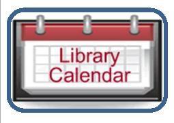 Library Calendar link