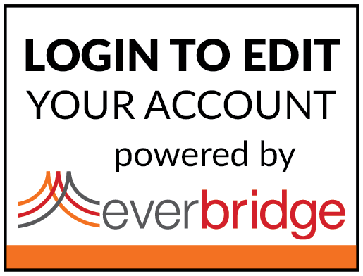 Login to Edit Your Account